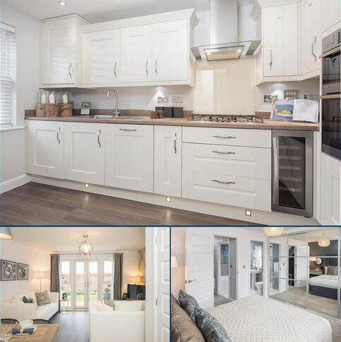 3 bedroom semi-detached house for sale - Plot 92, Norbury at Canford Paddock, Magna Road, Canford BH11