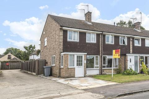 3 bedroom end of terrace house for sale - Long Hanborough,  Witney,  OX29