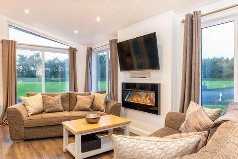 2 bedroom lodge for sale - Errol Perth and Kinross