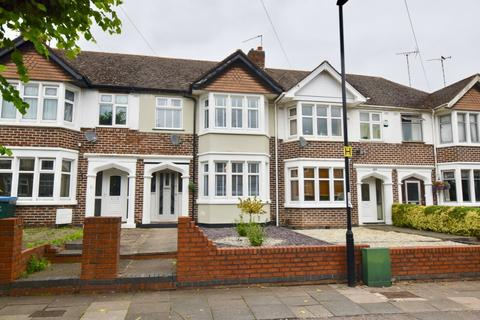 3 bedroom terraced house for sale - Tennyson Road, Poets Corner, Coventry, CV2 - Fantastic sized rear garden with garage