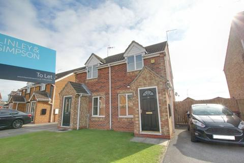 2 bedroom semi-detached house to rent - ROBINA DR, HULL, HU4