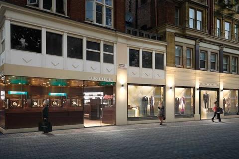 Retail property (high street) to rent - Brompton Road, Knightsbridge, SW1X