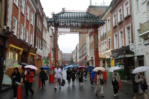 Restaurant to rent - Gerrard Street, Chinatown, W1D