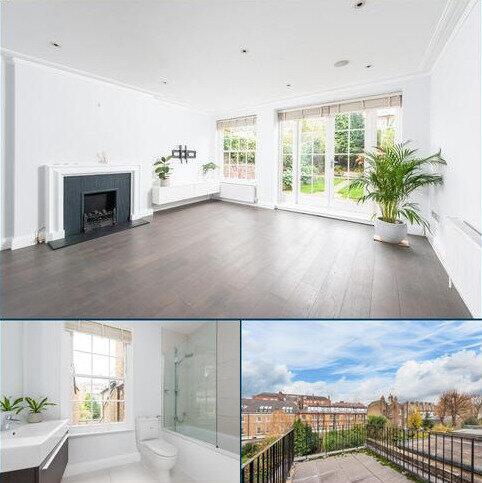 4 bedroom terraced house to rent - St John's Wood Terrace, St John's Wood, London, NW8