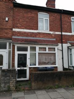2 bedroom terraced house to rent - Cornwall Road, Handsworth, Birmingham B20