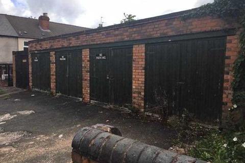 Land for sale - Manlove Street - Garages, Wolverhampton