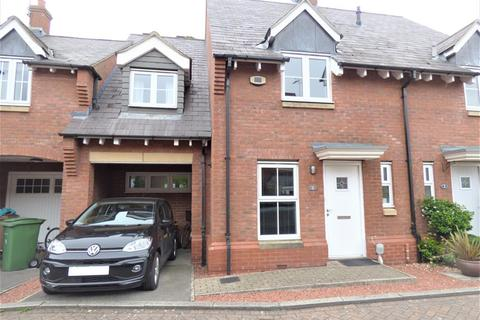 3 bedroom terraced house for sale - Holly Bush Way, Beverley, East Yorkshire, HU17 8GA