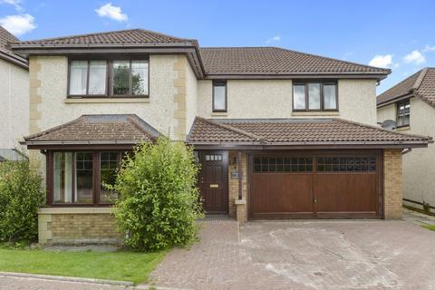 5 bedroom detached villa for sale - 18 Lawson Glade Adambrae EH54 9JT