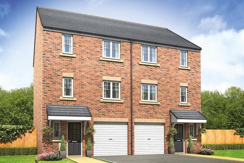 4 bedroom semi-detached house for sale - Plot 475, The Longford at St Peters Place, 57 Adlam Way SP2
