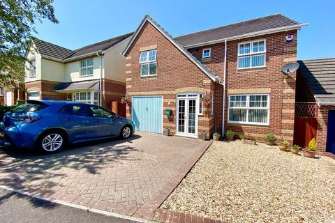 4 bedroom detached house for sale - Coppice Gate, Newport