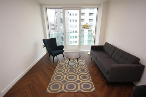 2 bedroom apartment to rent - The Lightbox, Blue Media City UK M50