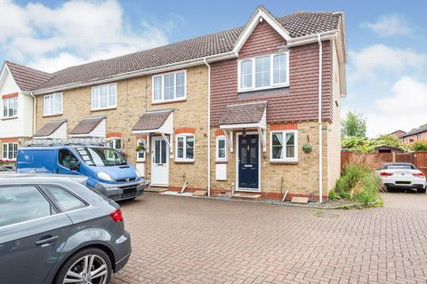 2 bedroom end of terrace house to rent - Clifton Gardens, Frimley Green, GU16