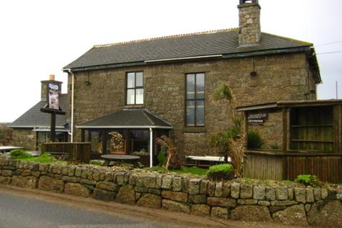 Hotel for sale - Freehold Boutique Hotel & Restaurant Located In Sennen