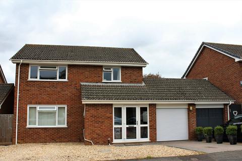 3 bedroom link detached house for sale - Great Mead, Bishops Hull, Taunton, Somerset
