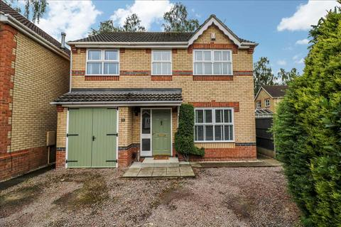 4 bedroom detached house for sale - Sycamore Crescent, Lincoln