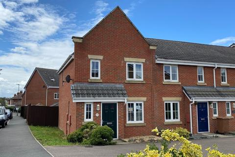 3 bedroom end of terrace house for sale - Doctors Lane, Melton Mowbray