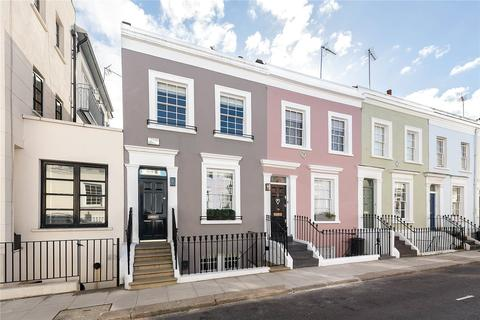 3 bedroom end of terrace house for sale - Callcott Street, Kensington, London, W8