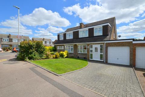 3 bedroom semi-detached house for sale - Turnpike Drive, Luton, Bedfordshire, LU3 3RF