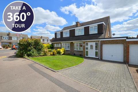 3 bedroom semi-detached house for sale - Turnpike Drive, Luton, Bedfordshire, LU3 3RF