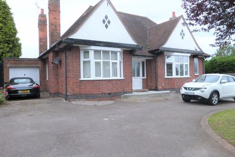 3 bedroom detached bungalow to rent - Leicester Road, Wigston