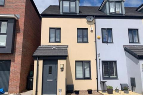 3 bedroom terraced house for sale - Island View, Barry