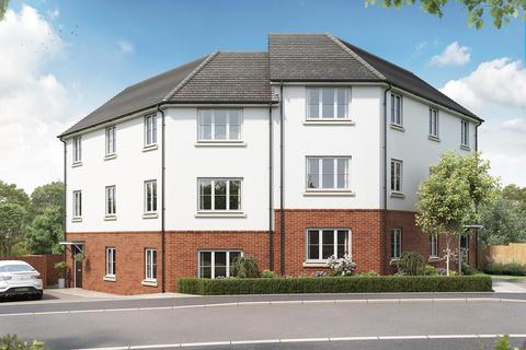 1 bedroom apartment for sale - Plot 201, The Longdown Apartments - Second Floor at Tithe Barn, Tithebarn Link Road, Exeter, Devon EX1