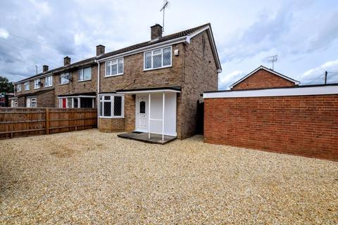 3 bedroom end of terrace house for sale - Coventon Road, Aylesbury