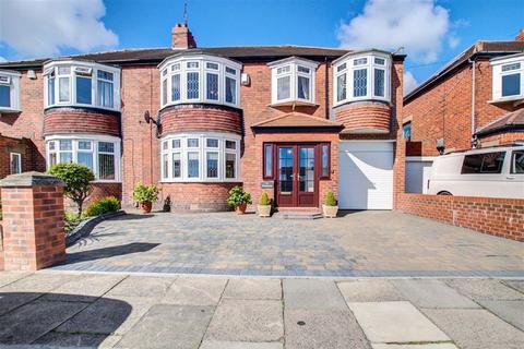 5 bedroom semi-detached house for sale - The Broadway, North Shields, Tyne & Wear, NE30