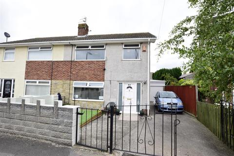 3 bedroom semi-detached house for sale - Field View Road, Barry