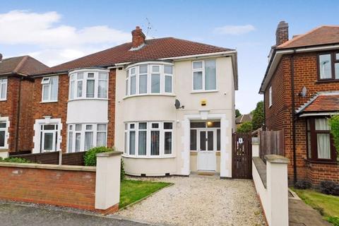 3 bedroom semi-detached house - Buckminster Road, Leicester