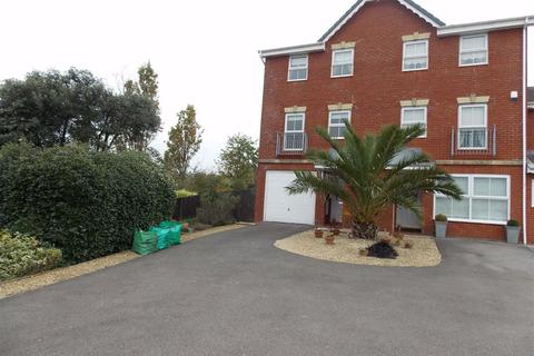 3 bedroom townhouse for sale - Clos Mancheldowne, Barry, Vale Of Glamorgan
