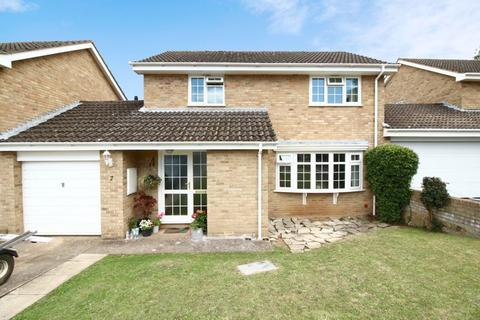 3 bedroom detached house for sale - West Field Close, Taunton