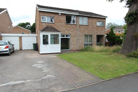 3 bedroom semi-detached house to rent - Liverpool Croft, Marston Green