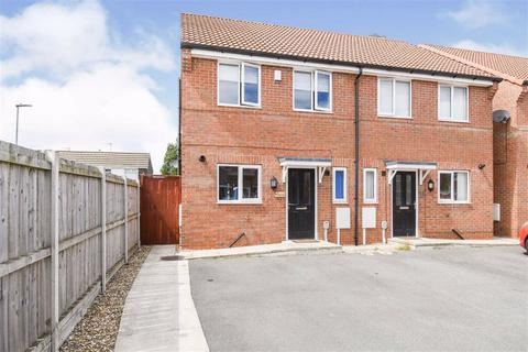 3 bedroom semi-detached house for sale - Truro Court, Sutton, Hull, HU7