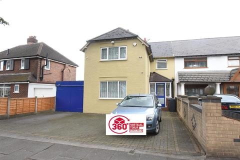 3 bedroom end of terrace house for sale - Washwood Heath Road, Birmingham