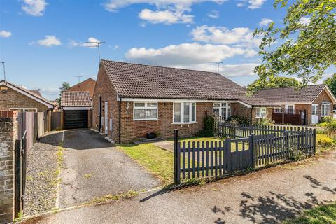 2 bedroom semi-detached bungalow for sale - Hawks Way, Ashford
