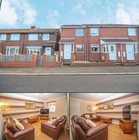2 bedroom end of terrace house to rent - Burradon Road, Burradon, Cramlington