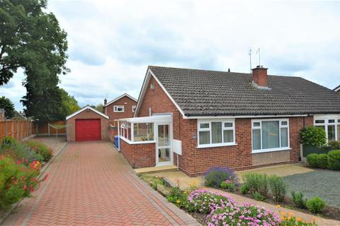2 bedroom semi-detached bungalow for sale - Swayfield Close, Mickleover, Derby