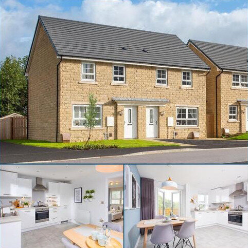 3 bedroom semi-detached house for sale - Plot 28, Maidstone at Weavers Chase, Golcar, Grange Road, Golcar, HUDDERSFIELD HD7