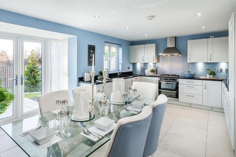 4 bedroom detached house for sale - Plot 63, Cullen at Wallace Fields - Phase 2, Auchinleck Road, Glasgow, GLASGOW G33
