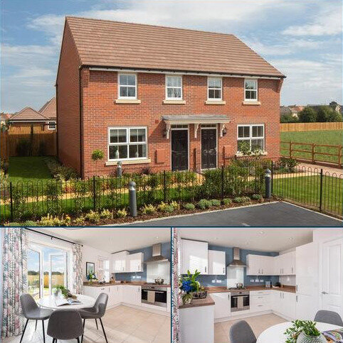 3 bedroom semi-detached house for sale - Plot 105, Archford at Emmet's Reach, Birkenshaw, Heathfield Lane, Birkenshaw, BRADFORD BD11