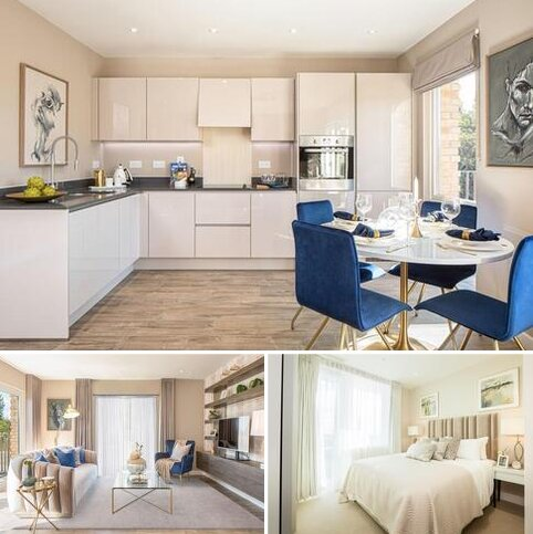 1 bedroom apartment for sale - Plot 421, Boathouse Apartments at Hendon Waterside, Meadowlark House Moorhen Drive, Hendon, LONDON NW9