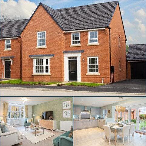4 bedroom detached house for sale - Plot 130, Holden at Drakelow Park, Walton Road, Drakelow, BURTON-ON-TRENT DE15