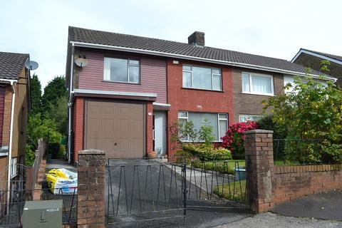 3 bedroom semi-detached house for sale - Vivian Road, Sketty, Swansea, City and County of Swansea. SA2 0UP