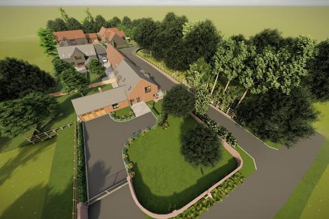 5 bedroom detached house for sale - DE BEAUVOIR FARM DEVELOPMENT