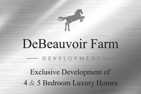 4 bedroom detached house for sale - DE BEAUVOIR FARM DEVELOPMENT