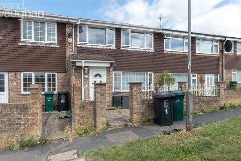 4 bedroom terraced house to rent - Dartmouth Crescent, Brighton, BN2