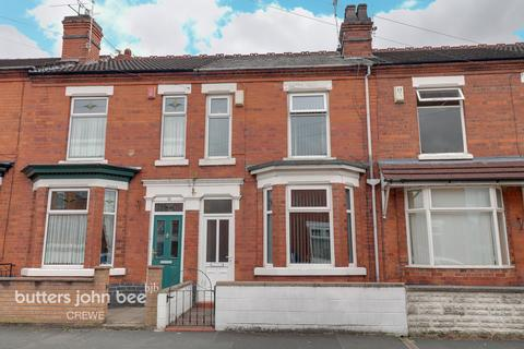 3 bedroom terraced house for sale - Madeley Street, Crewe
