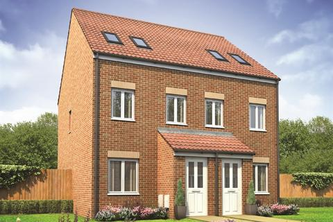 3 bedroom terraced house for sale - Plot 44, The Sutton  at Broadacre, Richmond Way, Kingswood HU7