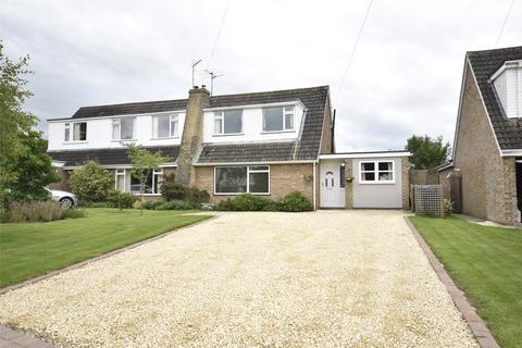 5 bedroom semi-detached house for sale - The Lawns, Gotherington, Cheltenham, Gloucestershire, GL52